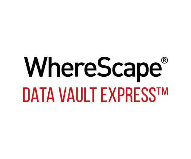 WhereScape Data Vault Express Logotype
